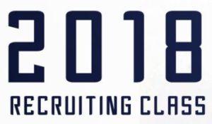 2018 Recruiting Class