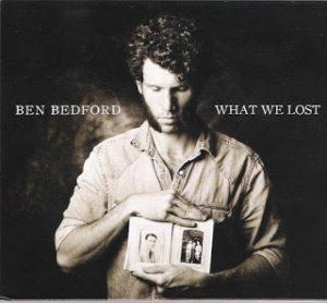 "Ben Bedford ""What We Lost"" CD"